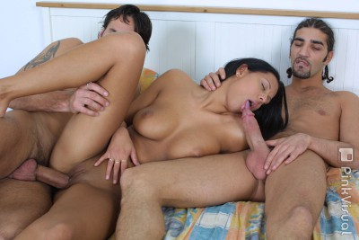 Black Diamond Threesome